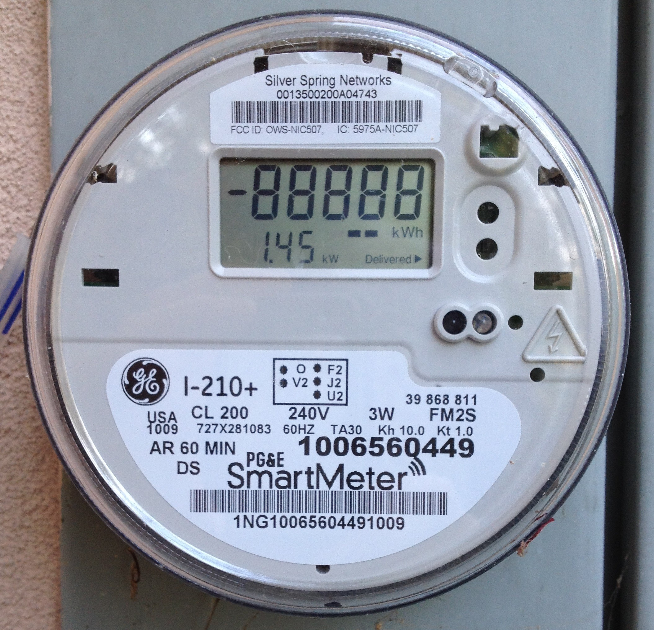 Electric Meter On House : Understanding energy usage starts at home