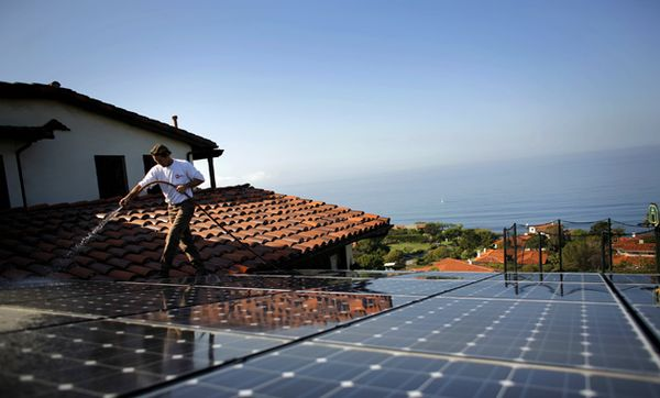 Will you neighbors admire your solar panels?