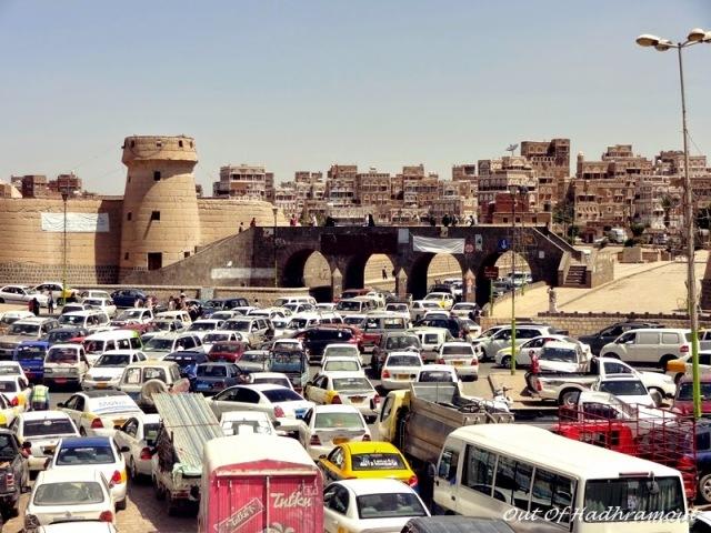 Sana'a Traffic 2