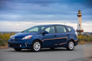 A Prius in Maine?