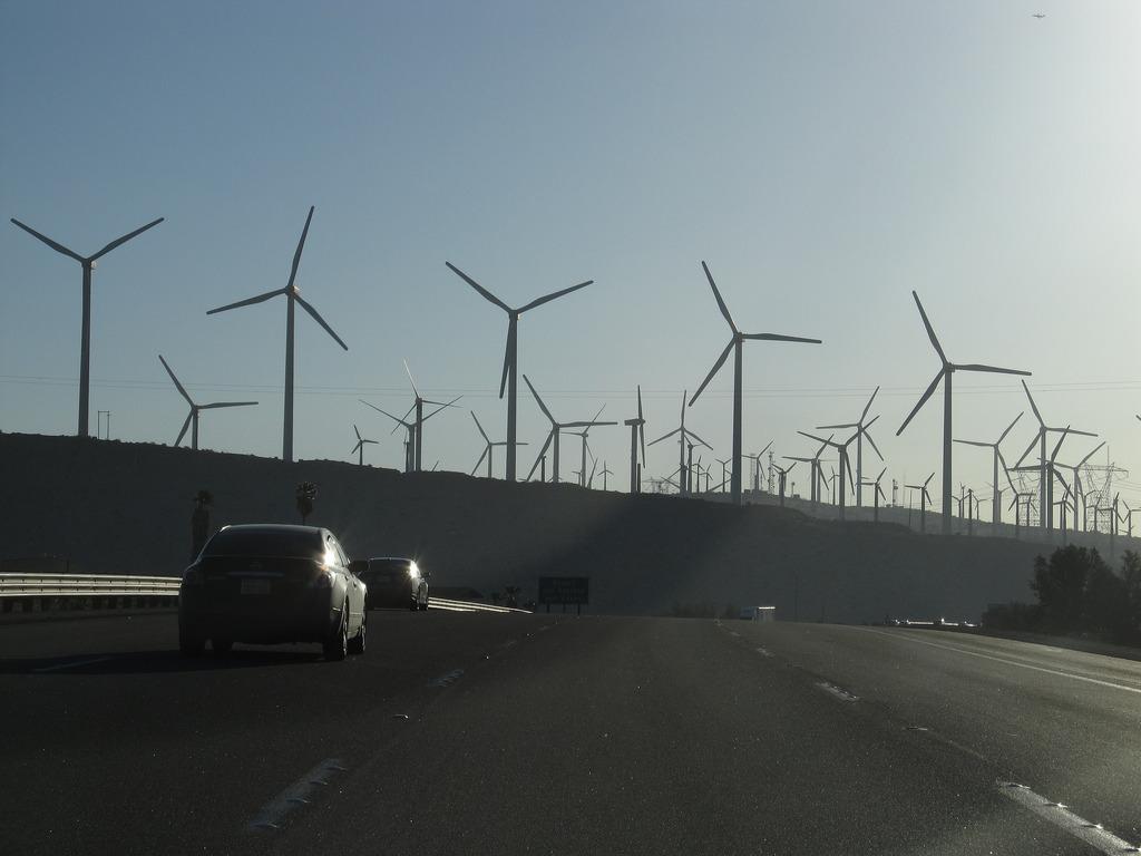 cars turbines