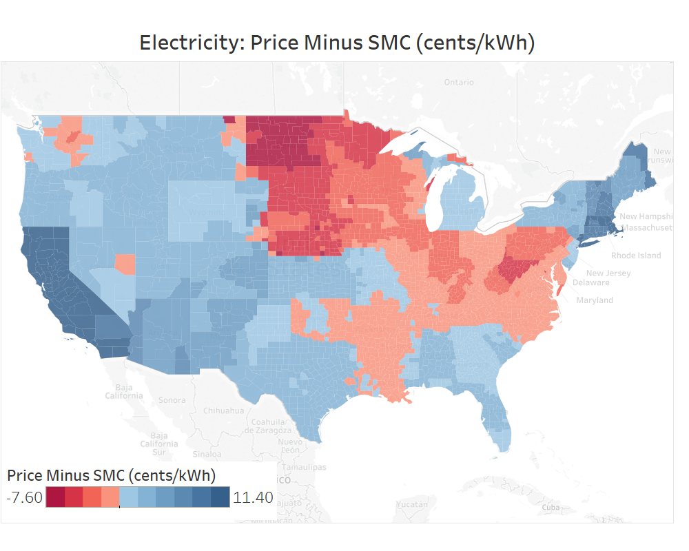 How Much Electricity Consumption Is Too Little? – Energy